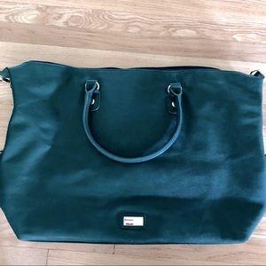 🌿 Huge Steve Madden Green Day Bag Travel